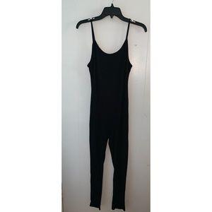 Nova Season Jumpsuit - Black ( Fashion Nova)